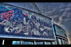 NFL London HDR by nat1874