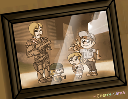 TB: Link's Family by Cherry-sama