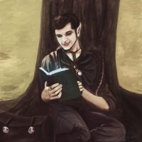 Phan's Painting by DaggarHeart