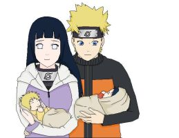 Naruhina by mathina