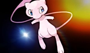 Mew Wallpaper by LostCrystal