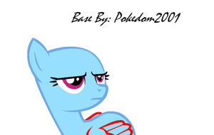 Pony Base 10 by Pokedom2001