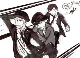 A Hard Days Night by wish114