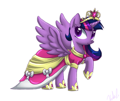 Regal Twilight by CentauriStars