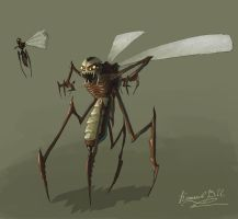 Mosquito concept by AGRbrod