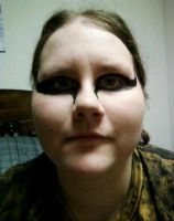 Halloween Makeup :: Rough by NothingYouCouldLove