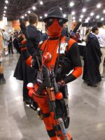 Deadpool (Cosplay) by gear25