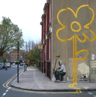 banksy 6 by gunknight1