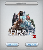 Dead Space 3 - Icon 1 by Crussong