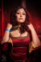 Mother Gothel by Natasha--Wonka
