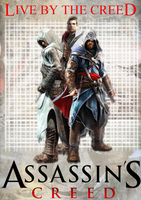 Assassin's Creed Poster by vitalij931