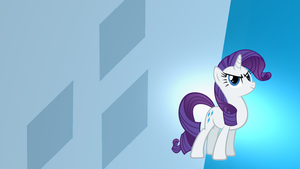 Rarity Wallpaper by RDbrony16