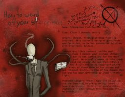 Know your Slenderman by SinfulFreedom