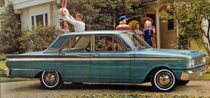After the age of chrome and fins : 1964 Ford by Peterhoff3