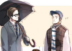 Kingsman by DeadIcefish