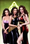 Charmed cover by jocachi