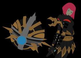 Bladecraft Orianna by DukeofDunkshire