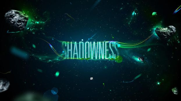 SHADOWNESS WALLPAPER by p32n
