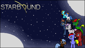 Skies of Harmony: Starbound Preview by BusterBuizel