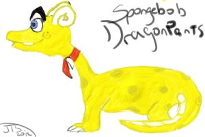 SpongeBob DragonPants Request by BigFootJake