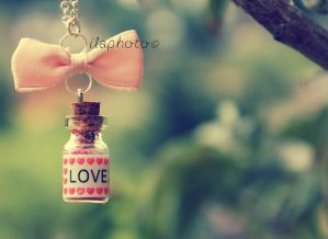 Love Bottle by ~Lilith1995