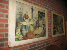 drawing butter production by schaduwvacht