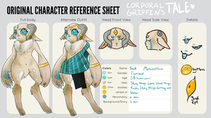 Tale Character Sheet [UPDATED] by CorporalGriffin