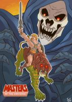 He-man by judson8