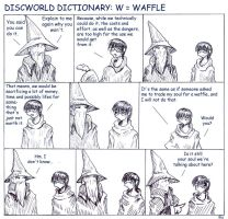 Discworld Dictionary W by kian