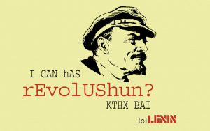 LOL Lenin by fading-dream