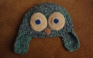 First Owl Hat by BiggieShorty