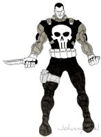 the punisher by johnny5iel