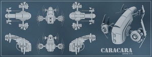 Caracara - EVE Online Contest by onyxshard
