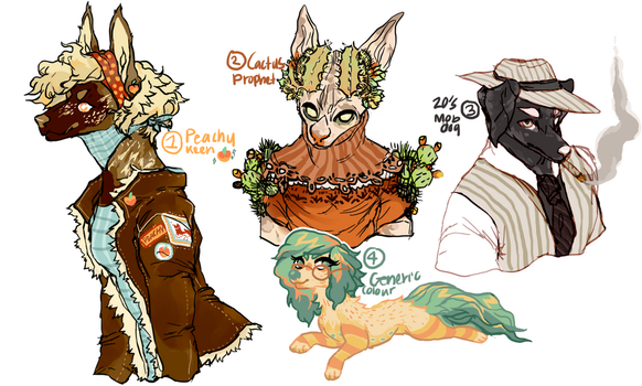 Adopts 4# by CofoxtheGreat