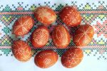 Easter Eggs - ancient Ukrainian style carving by yukosteel