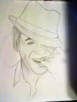 Robert Downey Jr WIP by IndifferentSociety