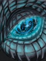 eye of the Anclave by KsenoN-Faurt