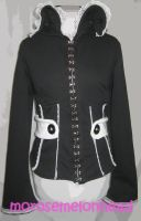 Goth Loli by Corset-Hoodies