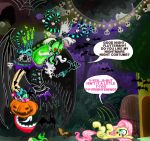 Discord and his Xibalba costume by seriousdog