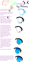 MS Paint Eye Tutorial 2 by 8stevens