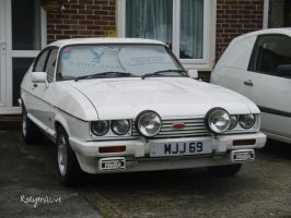 Ford Capri by The-Transport-Guild