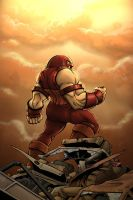 Juggernaut by TPollockJR