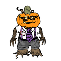 Larry P. Lantern by Smithx7000