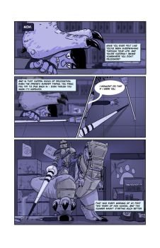 Mayday, Page 1, Issue 1 by austindlight