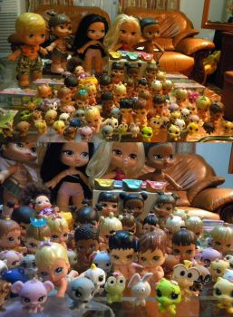 Bratz collection full by Ays-Plush