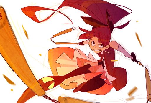 Madoka Magica: Kyoko by nargyle