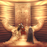 Throne by Batwynn