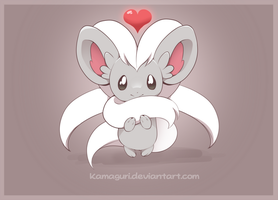 Cinccino | Pokemon Fanart by Kamaguri