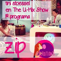 Martina Stoessel The U-Mix Show 1 programa by TutosGirlEditons