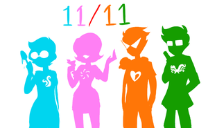 11/11 ? by Mixywild